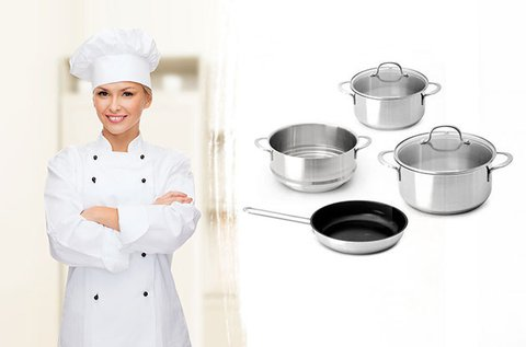 Berghoff Cook&Co prémium edények és serpenyők