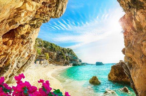 1 hét vakáció Korfu tengerpartján repülővel