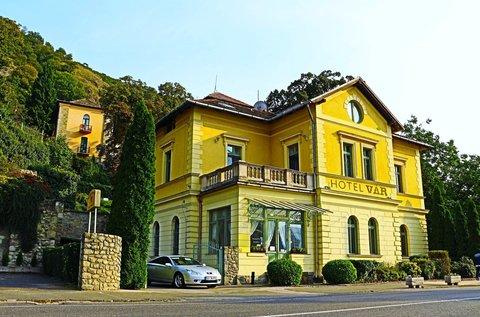 3 napos wellness pihenés Visegrádon