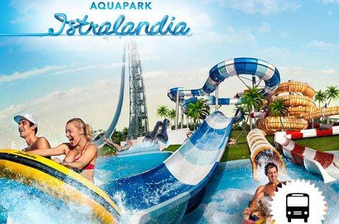 Buszos kirándulás az Istralandia Aquaparkba