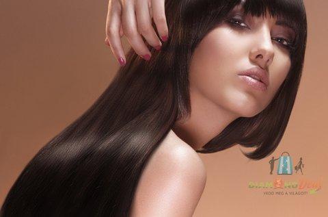 Hajvágás MAC Split End Hair Trimmerrel