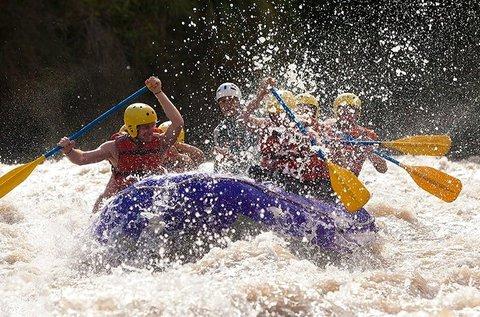 Rafting és canyoning 1 fő részére Szlovéniában