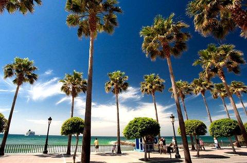 8 napos nyaralás a Costa del Sol-on repülővel