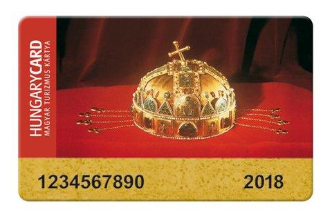 Hungary Card Basic kártya turisztikai programokra