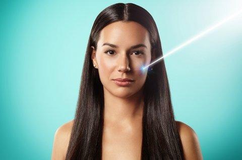 Laser Facial Treatment arcfiatalítás