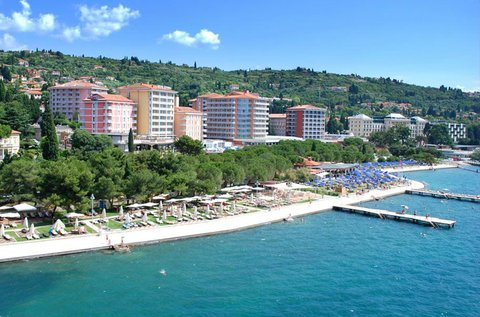 6 napos nyaralás a szlovén Portoroz tengerpartján