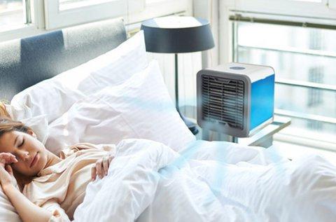 Mobil 3 az 1-ben hideg hűtés technológiás léghűtő