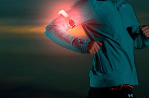 2C karra szerelhető biztonsági világítás
