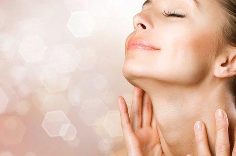HIFU bőrfiatalítás arc, nyak és dekoltázs területeken