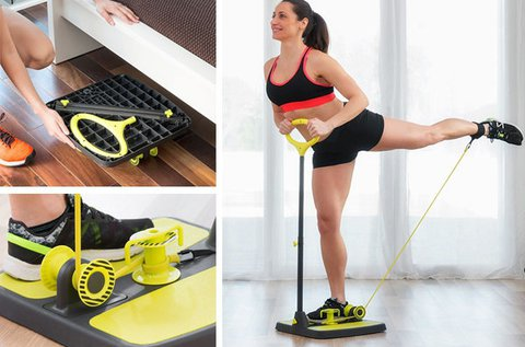 Fitness Platform csigarendszeres edzőgép