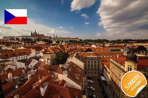 5 napos izgalmas kirándulás Csehországban