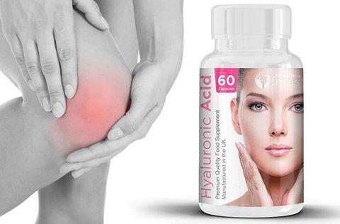 60 db hialuronsav étrend-kiegészítő kapszula