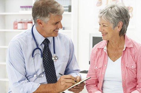 Prevenciós csomag szakorvosi kiértékeléssel