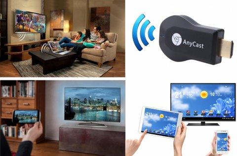 Böngéssz a tv-n keresztül Wifi HDMI stickkel!