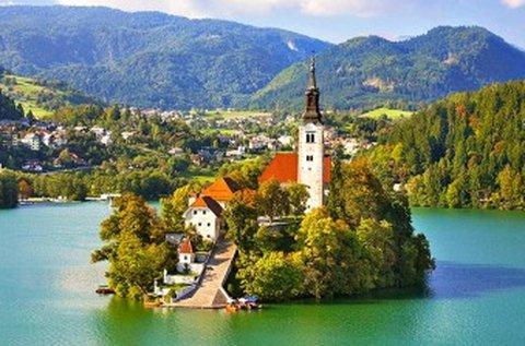 Augusztusi hosszú hétvége Szlovéniában