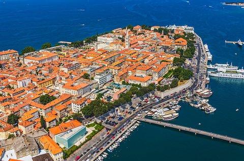 4 nap a Zadari Riviérán, Starigradban