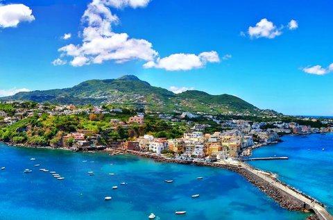 8 napos varázslatos üdülés Ischia szigetén repülővel