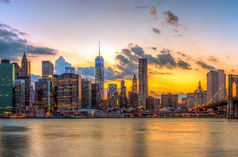 8 napos városnézés New Yorkban repülővel