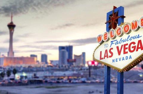 8 napos kaszinózás Las Vegasban