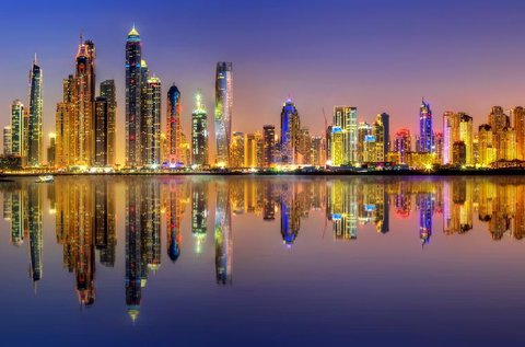 Élményekkel teli nyaralás Dubai-ban repülővel