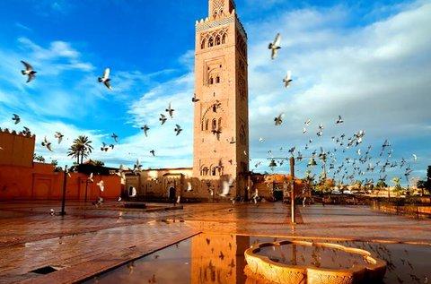5 csillagos nyaralás Marrakeshben repülővel