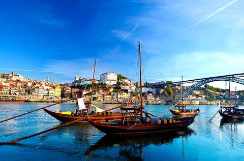 Fantasztikus kiruccanás Portugáliába repülővel