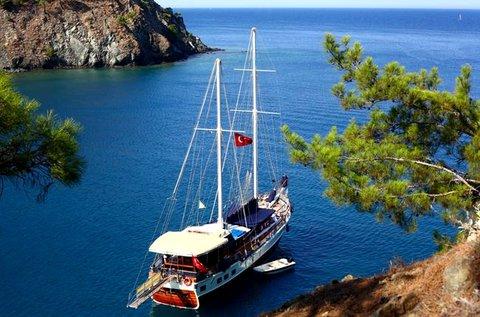 5 csillagos luxus vakáció Törökországban repülővel