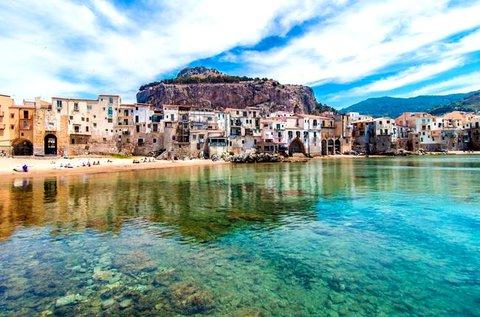 Nyár végi pihenés Szicília szigetén autóbérléssel