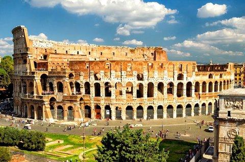 Felejthetetlen római vakáció repülővel