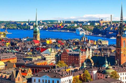 Zavartalan feltöltődés Stockholmban