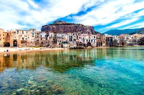 Csodálatos nyaralás Szicília szigetén repülővel