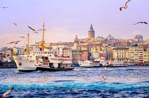 Kalandozás a nyüzsgő Isztambulban repülővel