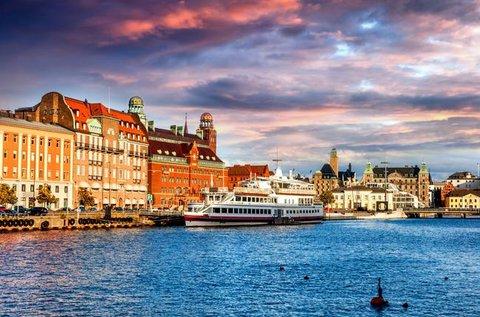 3 vagy 4 napos kalandozás Malmőben repülővel