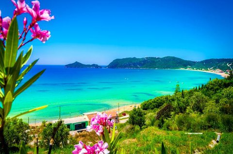 8 napos őszi feltöltődés Korfu szigetén repülővel