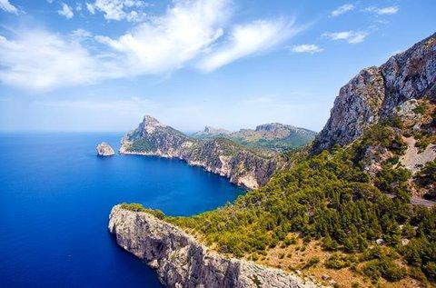 Vakáció Mallorca meseszép tengerpartján repülővel