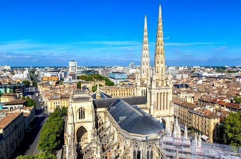 4 napos feltöltődés Bordeaux-ban repülővel