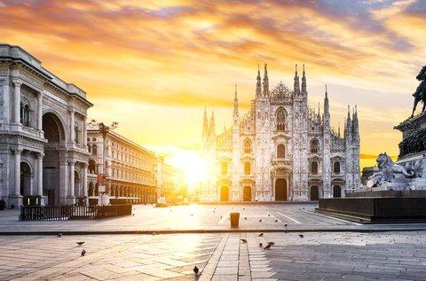 Mesés városnézés a divat fővárosában, Milánóban