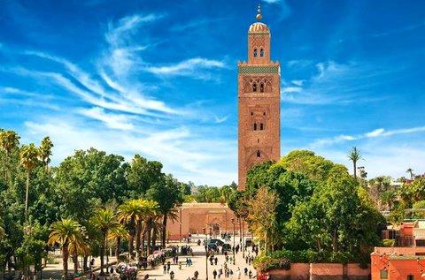 5 csillagos all inclusive pihenés Marrákesben