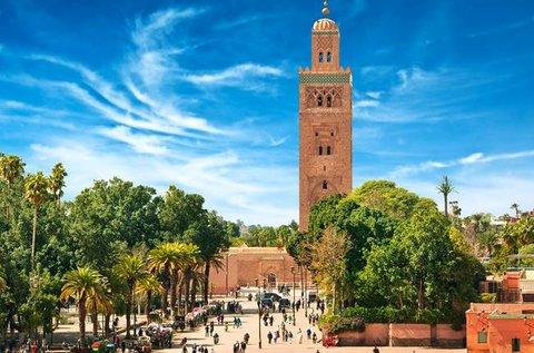 Mesés vakáció Marrakesh-ben repülővel