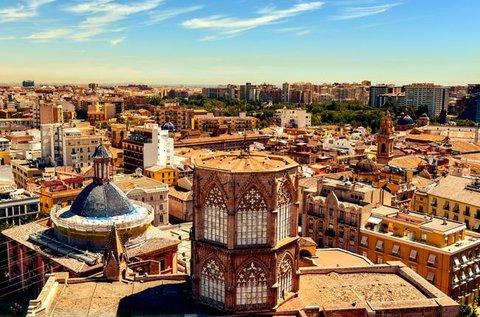 Kirándulás a sokszínű Valenciában repülővel
