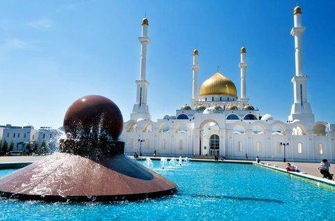 4 napos csodálatos üdülés Kazahsztánban repülővel