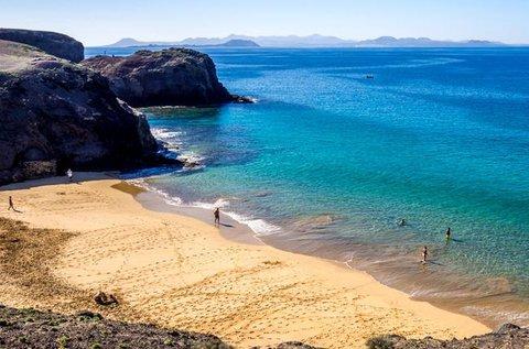1 hetes őszi vakáció a Kanári-szigeteken repülővel