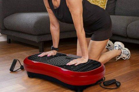 Vibrációs tréner otthoni használatra