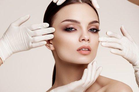 3 alkalmas plasztikai szintű arc- és testkezelés