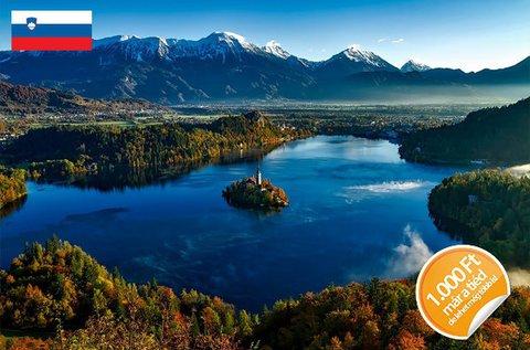 3 nap Szlovénia egyik legszebb tavánál, Lescében