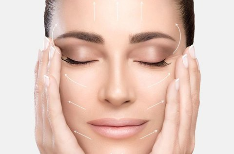 Ultrahangos hideg-meleg arcvasalás