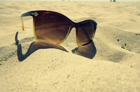 Dioptriás napszemüveg UV szűrőréteggel