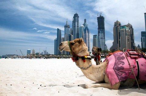 5 csillagos vakáció Dubai-ban repülővel