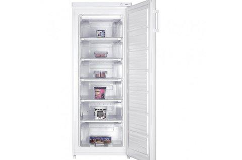 Haier A+ fehér 1 ajtós fagyasztószekrény