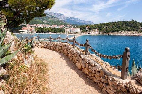 6 nap a napsütéses horvát tengerparton